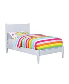 Adelie Mid-Century Full Platform Bed