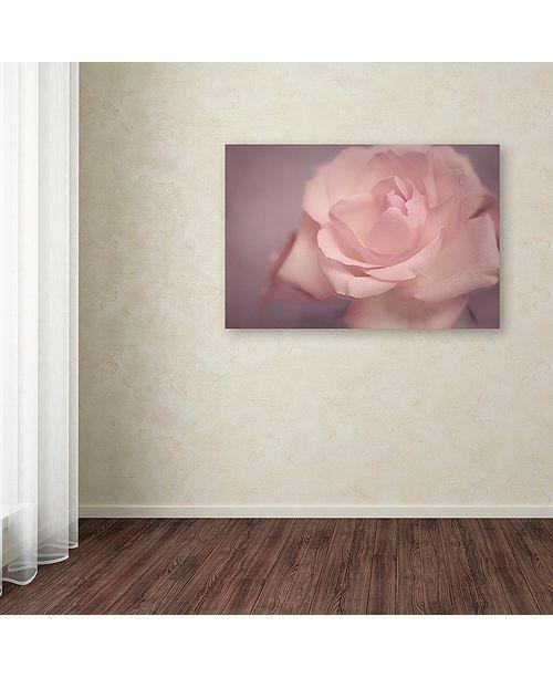 "Trademark Global Cora Niele 'Tenderness' Canvas Art, 22"" x 32"""