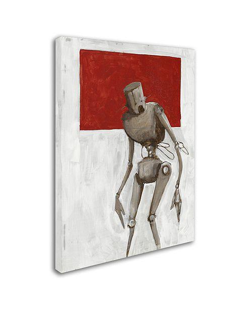 """Trademark Global Craig Snodgrass 'Bleak' Canvas Art, 14"""" x 19"""""""
