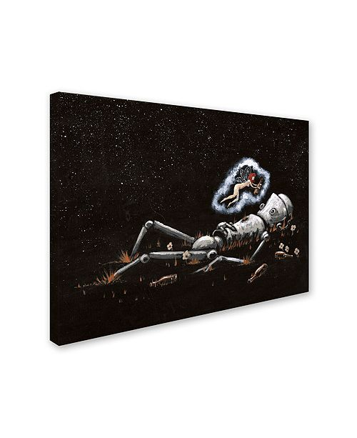 "Trademark Global Craig Snodgrass 'Last Call' Canvas Art, 18"" x 24"""