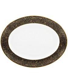 Dinnerware, Mandarin Oval Platter