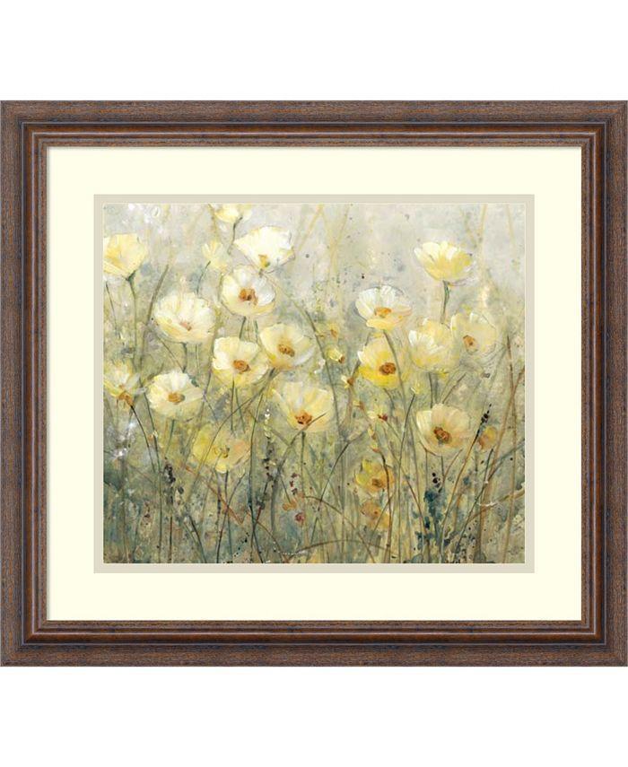 Amanti Art - Summer in Bloom I 21x19 Framed Art Print