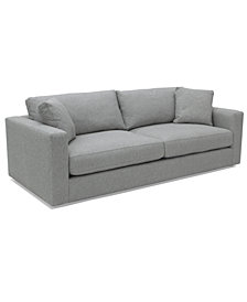 "Gidette 93"" Fabric Grand Sofa"