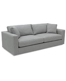 "CLOSEOUT! Gidette 93"" Fabric Grand Sofa"