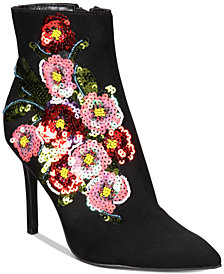 Thalia Sodi Rylie Booties, Created for Macy's