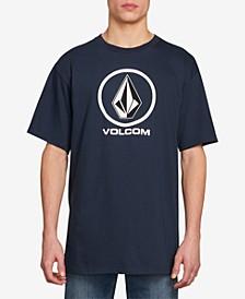 Men's Crisp Stone Logo T-Shirt