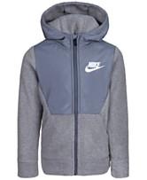 463ca6c9f958f9 Nike Little Boys Sportswear Club Fleece Zip Hoodie