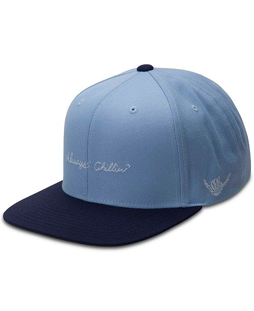 a4e8a72cebcc4 Hurley Men s Shred Snapback Hat   Reviews - Hats