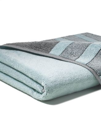 Charcoal-Infused Bath Towel