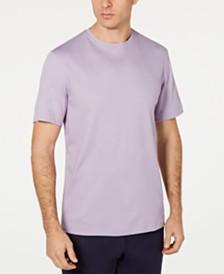 Tasso Elba Men's Supima® Blend Crewneck Short-Sleeve T-Shirt, Created for Macy's