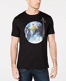 HUGO Men's Astronaut Graphic T-Shirt