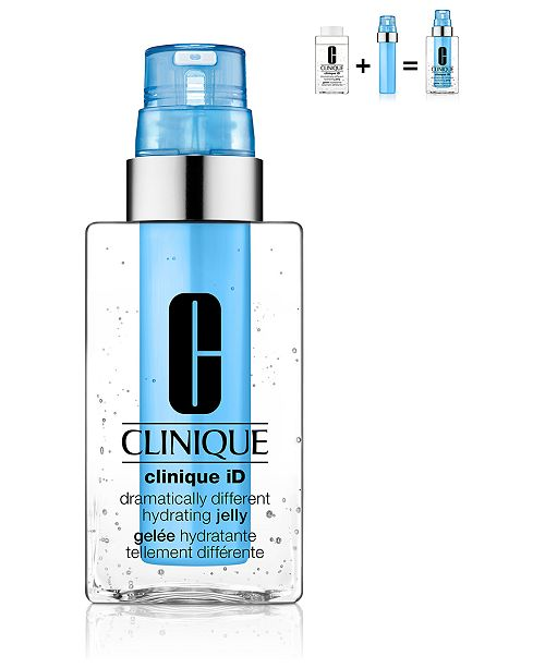 Clinique iD Dramatically Different Hydrating Jelly With Active Cartridge Concentrate For Pores & Uneven Texture, 4.2 oz.