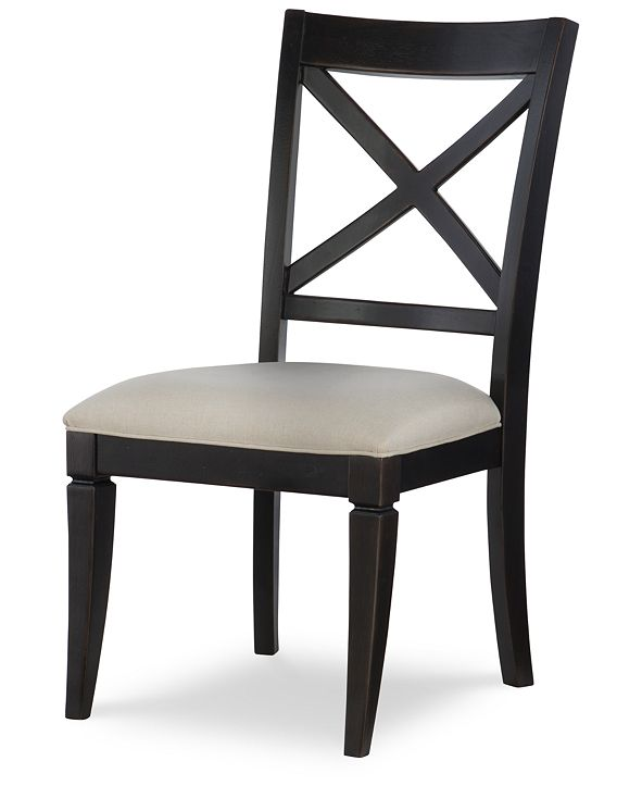Furniture Rachael Ray Everyday Dining X-Back Side Chair