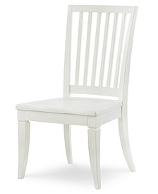 Rachael Ray Everyday Dining Slat Back Side Chair