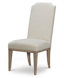 Rachael Ray Monteverdi Upholstered Side Chair