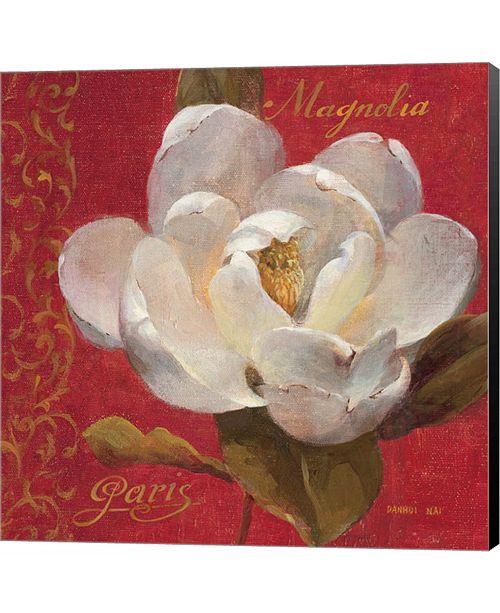 Metaverse Paris Blossom III by Danhui Nai Canvas Art