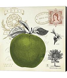 Apple Notes by Studio Mousseau Canvas Art