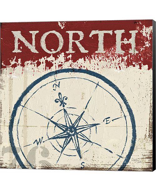 Metaverse Nautical I Red by Wellington Studio Canvas Art