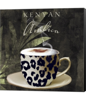 Afrikan Coffee I by Color Bakery Canvas Art
