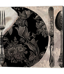 Victorian Table I by Color Bakery Canvas Art
