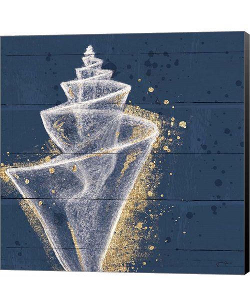 Metaverse Calm Seas VIII by Janelle Penner Canvas Art