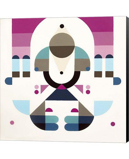 Metaverse Rainbow Island by Art Brands Canvas Art