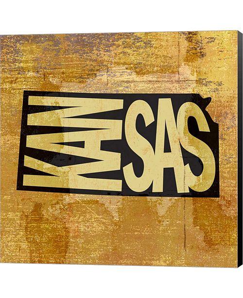 Metaverse Kansas by Art Licensing Studio Canvas Art
