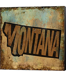Montana by Art Licensing Studio Canvas Art