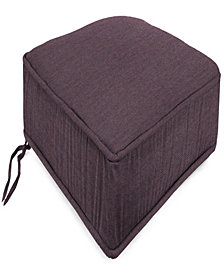 Jordan Manufacturing Outdoor Deep Seat Chair Cushion - 1 Pack