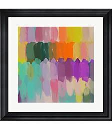 Color Palette 1 by Irena Orlov Framed Art
