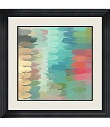Color Palette 3 by Irena Orlov Framed Art