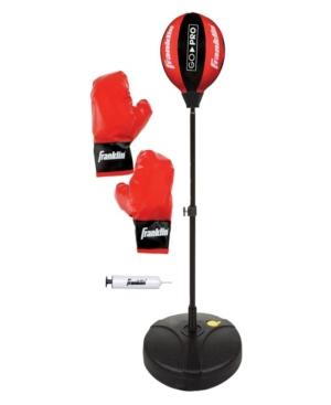 Franklin Sports Go-Pro Floor Standing Speed Bag