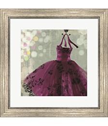 Fuschia Dress I by Aimee Wilson Framed Art