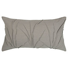 "Rizzy Home Solid 14"" X 26"" Textured Poly Filled Pillow"