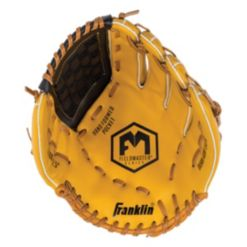 """Franklin Sports 12.5"""" Field Master Series Baseball Glove - Right Handed Thrower"""