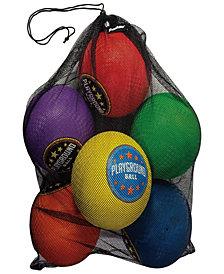 Franklin Sports 6 Pack Playground Balls
