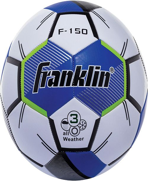 f036f2f372f50 Franklin Sports Competition F-150 Soccer Ball-Size 3   Reviews ...
