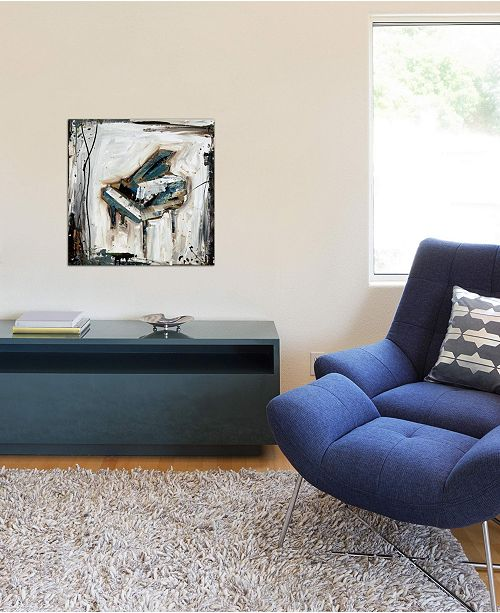 "iCanvas ""Imprint Piano"" by Kelsey Hochstatter Gallery-Wrapped Canvas Print"