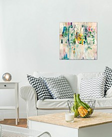 """Splash"" by Julian Spencer Gallery-Wrapped Canvas Print"