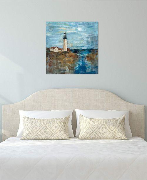 "iCanvas ""Lighthouse Dream "" by Silvia Vassileva Gallery-Wrapped Canvas Print (18 x 18 x 0.75)"