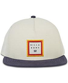 Billabong Men's Stacked Fade Snapback Hat