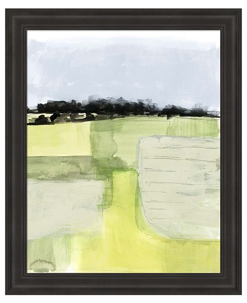 Metaverse Pale Vista I by Victoria Borges Framed Art