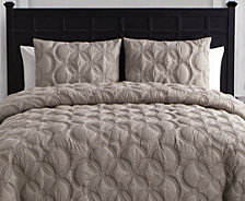 VCNY Home Atoll 2-Pc. Twin XL Embossed Duvet Cover Set