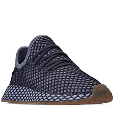 new style 43ac5 5dacd adidas Boys Deerupt Runner Casual Sneakers from Finish Line