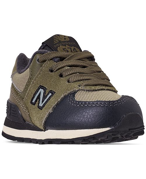 c1963c05127303 New Balance Toddler Boys  574 Casual Sneakers from Finish Line ...