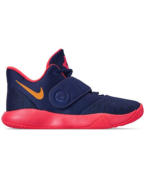 7aeaf3c6a94b Nike Boys  KD Trey 5 VI Basketball Sneakers from Finish Line ...
