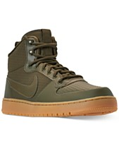 size 40 56af2 97754 Nike Men s Ebernon Mid Winter Casual Sneakers from Finish Line