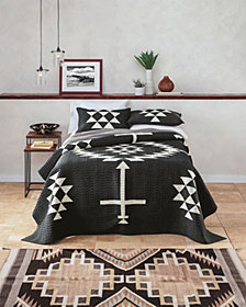 Los Ojos 3-Pc. Full/Queen Quilt Set