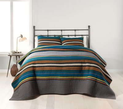 Olympic Park Quilt Set- King