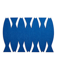 The Cellar Coastal Felt Fish Placemat, Created for Macy's